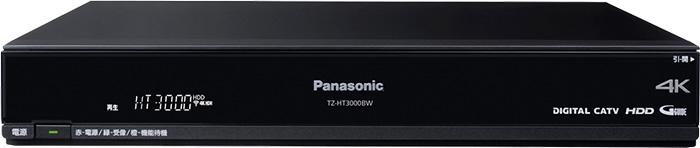 パナソニックTZ-HT3000BW