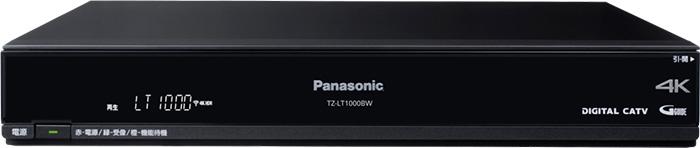 パナソニックTZ-LT1000BW