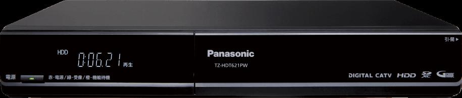 パナソニックTZ-HT3000PW