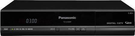 パナソニックTZ-LS300PW